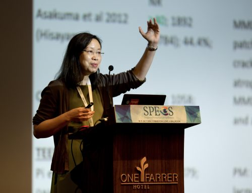 Professor Saw Seang Mei Shares Strategies to Retard Myopia Progression at SPECS 2018