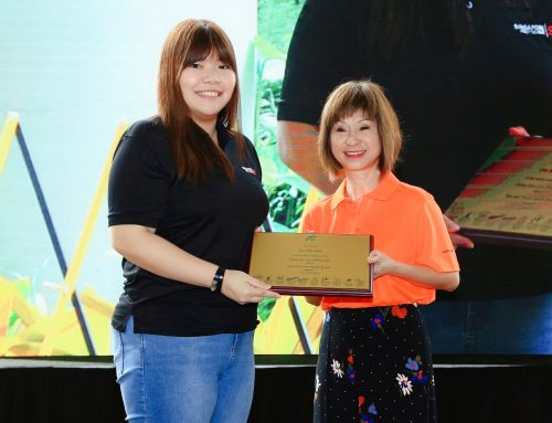 "Reflections on My ""Young Eye Care Ambassador Award 2018"""