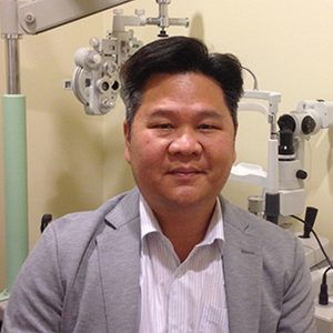 Dr Wilfred Tang