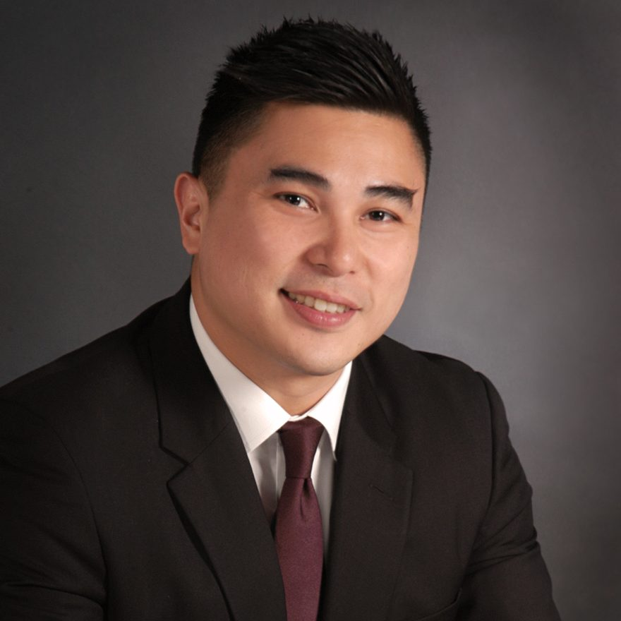 Dr Marcus Ang