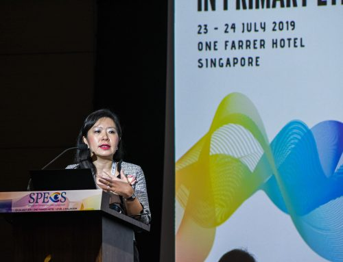 Dr Joy Chan Highlights the Link between Myopia and Cataracts at SPECS 2019