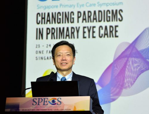 Dr Au Eong Kah Guan Shares on Myopia-related Macular and Peripheral Retinal Complications